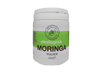 The power of plants Moringa pulver Ø