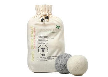Cocoon Organic Living Ullbollar 6 St