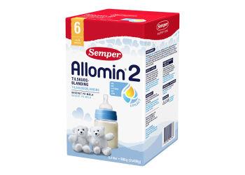 Semper Allomin 2  Tilskudsblanding Fra 6 Mdr
