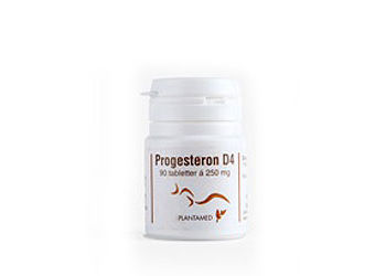 Allergica Progesteron D4 enkelt