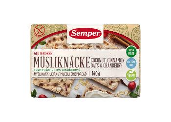 Semper Knækbrød Müsli