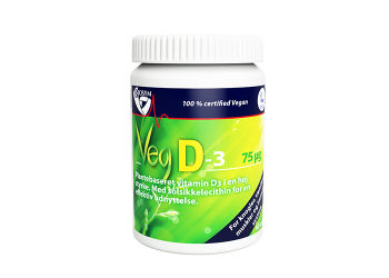 Biosym Veg D-3 vitamin 75 mcg