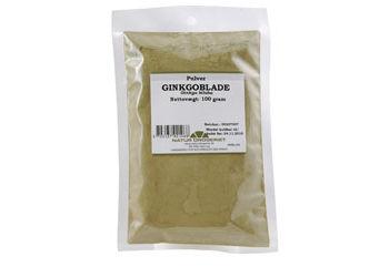 Natur-Drogeriet Ginkgoblade Pulver