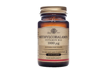 Solgar B12 Vitamin Methylcobalamin
