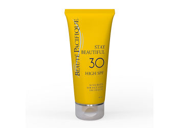 Beaute Pacifique Stay Beautiful Solcreme 30 SPF