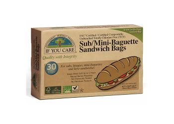 Sub/mini baguette sandwich  bags 30 stk.