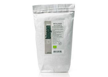Biogan Økologisk Glutenfri Bokhvetemel