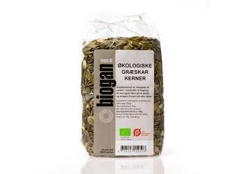 Biogan Økologiske Gresskarkjerner