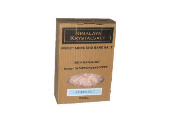 Himalaya Salt Dreams Kværn Salt