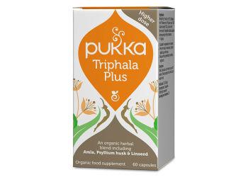 Pukka  Triphala Plus Kapsler Ø Pukka