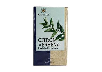 Sonnentor Citron Verbena Te Ø
