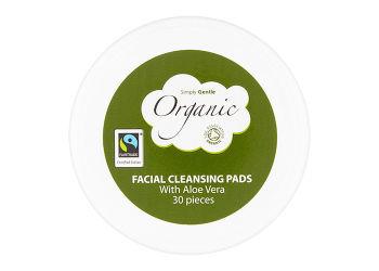 Simply Gentle Make-up Fjerner Wet Pads