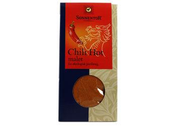 Sonnentor Chili Hot Malet Ø Ekstra Stæk