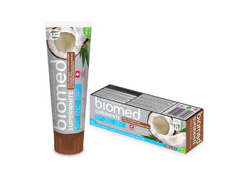 Bio Med Tandpasta Superwhite Biomed