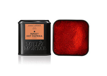 Mill & Mortar Paprika Røget Hot