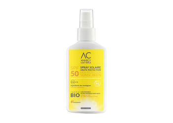 Annecy Cosmetics Solcreme Spf 50 Spray