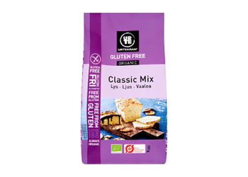 Urtekram Classic mix glutenfri Ø
