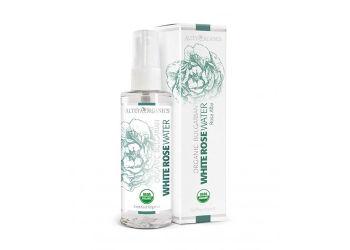Alteya Organics Rose Water White
