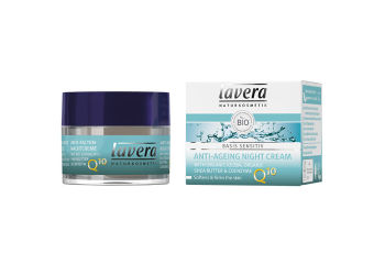 Lavera Natcreme Q10 Anti-Age Basis sensitiv