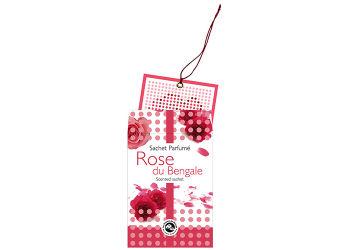 Aromandise Duft Sachet Bengalsk Rose