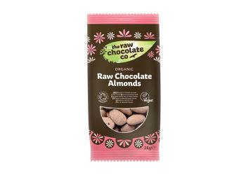 The Raw Chocolate Company Mandler m. Rå Chokolade Ø