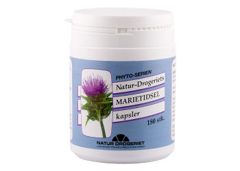 Natur-Drogeriet Marietistel Kapsler