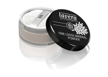 Lavera Naturlig Fine Loose Powder Transparent