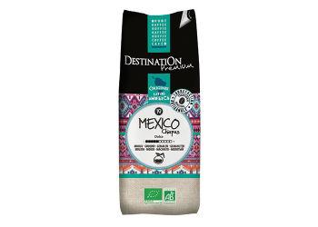 Destination Kaffe Mexico Chiapas formalet Ø