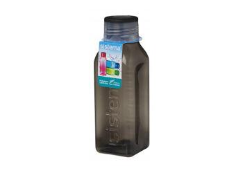 Sistema Drikkedunk Firkantet 475 Ml Lime, Blå, Pink, Lilla, Melon, Sort