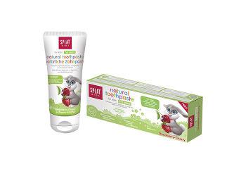 SPLAT Tandpasta Børn 2-6 År Jordbær Kirsebær Splat