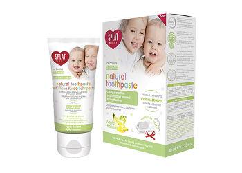 SPLAT Tandpasta Børn 0-3 År Apple/ Banana Splat