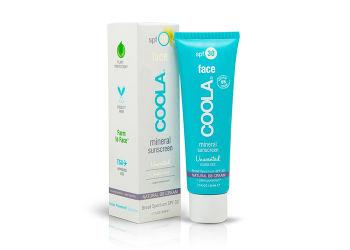Coola MineralFace SPF 30 matte tint unscented