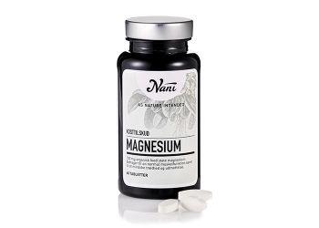 Nani Magnesium Food State
