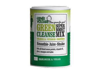 Renée Voltaire Super Food Mix Chlorella, Hvedegræs og Ingefær Ø