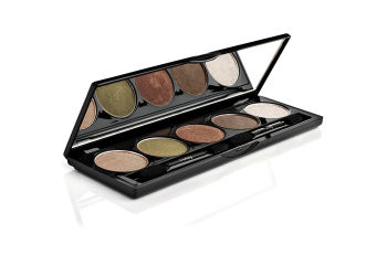 Nvey Eco Eye shadow palette nr. 3 Gold Brown Sugar
