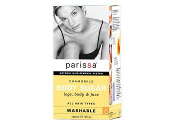 Parissa Body sugar chamomile for ben, krop og ansigt