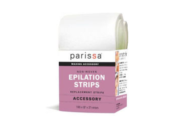 Parissa Epilation strips large 9x3 cm