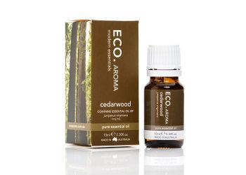 Eco. Aroma Eterisk Cederträolja