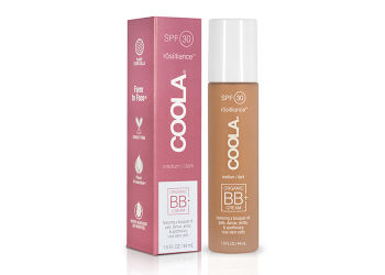 Coola BB Cream Medium/Dark SPF30 Rosilliance