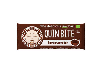 Quin Bite Brownie Bar -