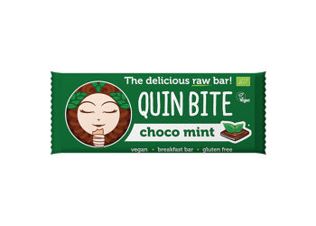Quin Bite Choco Mint Bar -