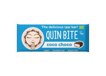 Quin Bite Kokos Choko Bar -