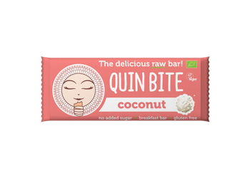 Quinoa Real Kokos Bar - Quin Bite
