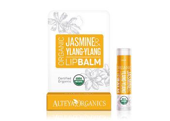 Alteya Organics Lipbalm Jasmine & Ylang Ylang
