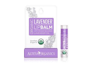 Alteya Organics Lipbalm Lavender