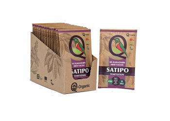 Q-Organic Kakao Nibs Rå M.yacon Ø Satipo Temtation