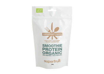Superfruit Smoothie Protein Naturel Ø
