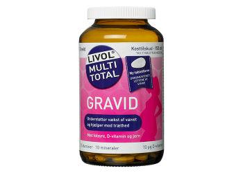 Livol  Multi Total Gravid