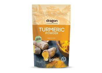 Dragon Superfoods Gurkemeje pulver Ø