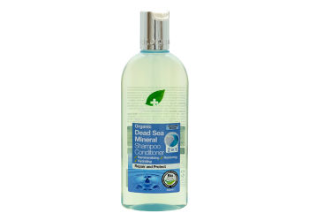 Dr. Organic Dead Sea Mineral Shampoo & Conditioner